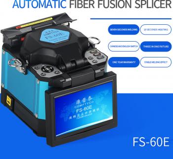COMPTYCO FS-60E FTTH fibra optica de sudare Imbinare Aparat Fibra optica Fusion Splicer