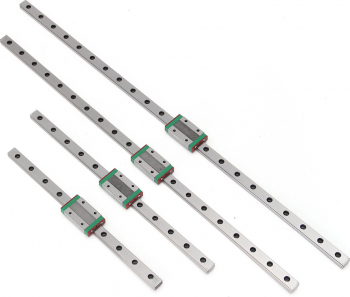 Machifit MGN12 100-1000mm sina de ghidare liniare cu MGN12H Linear alunecare Ghid bloc CNC Piese