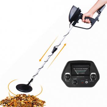 MD 4030 Professional subteran detector de metale Detectoare de aur reglabil Treasure Hunter Tracker