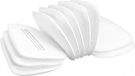 10pcs 5N11 gaz masca cu filtru de bumbac Filtre cartus Respirator Inlocuiti Masca Camere de Supraveghere
