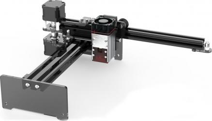 2S 30W laser masina de gravat Gravor Cutter 2 in 1 Variabila reglabil Focalizare si fixa Focal Suport laser Wireless APP Functionare / 32
