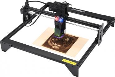 ATOMSTACK A5 20W cu laser masina de gravat din lemn de taiere design DIY Laser Gravor New Eye Protection Design Support pt Windows in