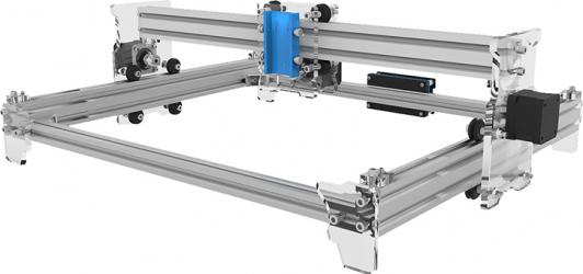 Imprimanta EleksMaker EleksLaser-A3 Pro laser masina de gravat cu laser CNC