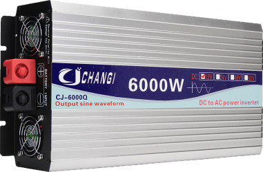 Intelligent Solar Pure Sine Wave Inverter DC 12V / 24V la AC 110V 60Hz 3000W / 4000W / Putere