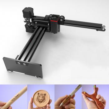 New NEJE MASTER 2 Actualizate 7W inteligent cu laser gravor DIY laser masina de gravat cu laser 450nm Albastru Profunzime Carving Logo