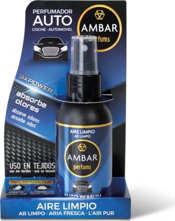 Odorizant auto spray Aer Curat 90ml Cosmetica si Detergenti Auto