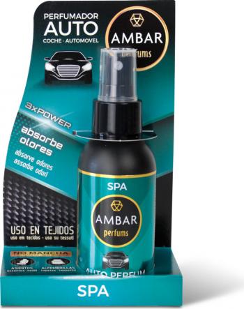 Odorizant auto spray SPA 90 ml Cosmetica si Detergenti Auto