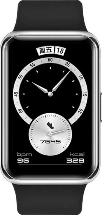Smartwatch Huawei Watch Fit Elegant 1.64inch Midnight Black