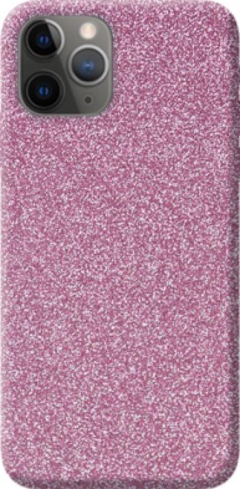Skin Autocolant 3D Colorful Vivo V1 2015 Back Spate Bling Lucios Roz Blister Folii Protectie