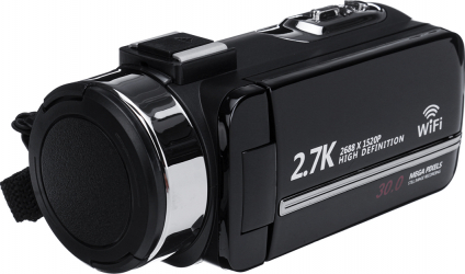 UHD 2 7K 1080P 30mp 16X Zoom 3 inch ecran LCD tactil Aparat foto digital O camera video WiFi IR Night Vision video DV cu telecomanda