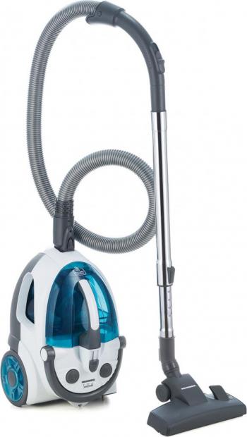 Aspirator fara sac Heinner SeaShade HVC-V800WBL 800 W Capacitate 2 Litri Alb-Albastru Aspiratoare
