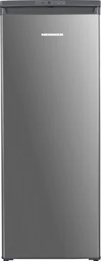 Congelator Heinner HFF-180NHXF+ 163 l 6 sertare Control electronic Clasa A+ Argintiu