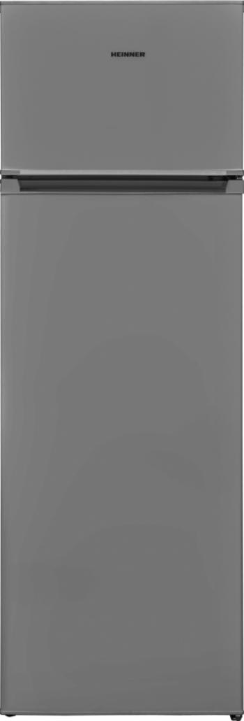 Frigider cu doua usi Heinner HF-V240SF+ 242 l Clasa F Argintiu Frigidere Combine Frigorifice