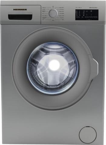 Masina de spalat rufe Heinner HWM-VF2610SD++ Incarcare 6 Kg 1000RPM Clasa D Argintiu