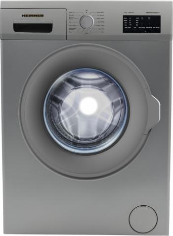 Masina de spalat rufe Heinner HWM-VF2712SD++ Incarcare 7 Kg 1200RPM Clasa D Argintiu