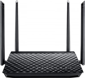 Router wireless ASUS Gigabit RT-AC57U V3 Dual-Band WiFi 5 Routere