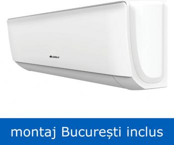 Aparat de aer conditionat Gree Bora A4 R32 GWH12AAB-K6DNA4A Inverter 12000 BTU Clasa A++ G10 Inverter Auto-diagnoza Wi-fi montaj inclus Aparate de Aer Conditionat