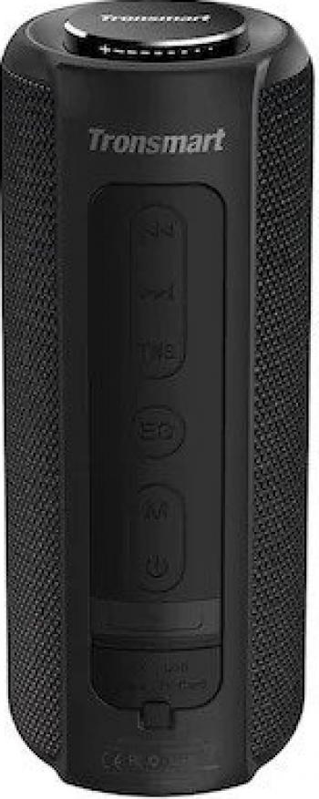 Boxa portabila Tronsmart Element T6 Plus True Wireless Stereo TWS Negru
