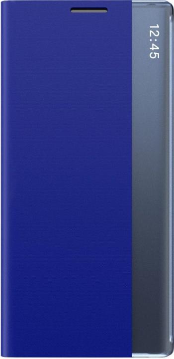 Husa de protectie New Sleep Flip Cover Samsung Galaxy A11/M11 Albastru