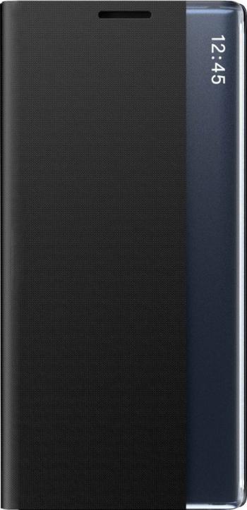 Husa de protectie New Sleep Flip Cover Samsung Galaxy A11/M11 Negru