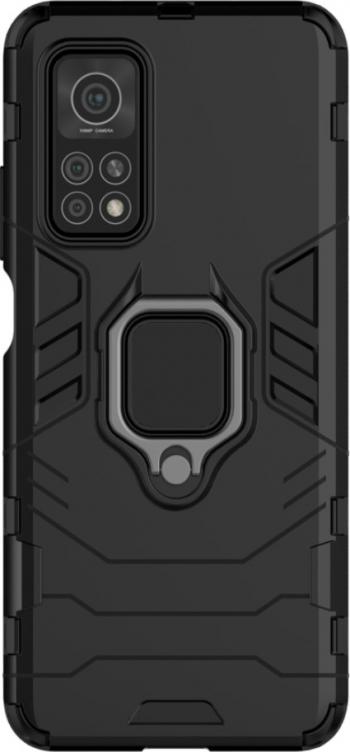 Husa de protectie Ring Armor Case Xiaomi Mi 10T/Mi 10T Pro Negru Huse Telefoane