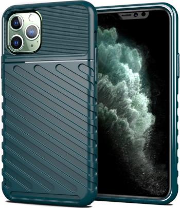 Husa de protectie Thunder Case iPhone 11 Pro Max Verde Huse Telefoane