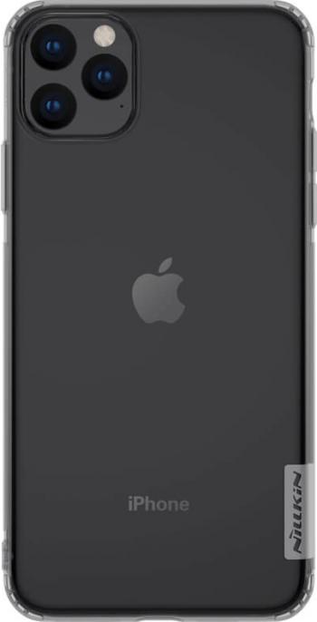 Husa Spate Ultra Slim Nillkin Nature iPhone 11 Pro Transparenta Huse Telefoane
