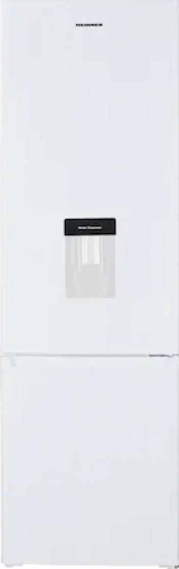 Combina frigorifica Heinner HC-H273WDF+ 260L Clasa F Dozator de apa Lumina LED Alb Frigidere Combine Frigorifice