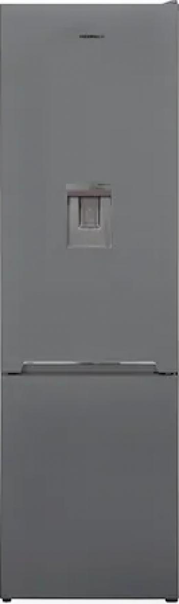 Combina frigorifica Heinner HC-V286SWDF+ 286 L Clasa F Dozator apa Less frost Argintiu