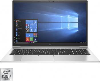 Laptop HP Elitebook 850 G7 Intel Core (10th gen) i7-10510U 512GB SSD 16GB FullHD T.Ilum. Silver Laptop laptopuri