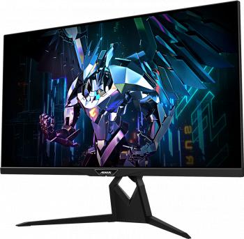 Monitor Gaming Gigabyte Aorus FI32Q 31.5 inch QHD 170Hz IPS 1 ms HDMI DisplayPort Monitoare LCD LED
