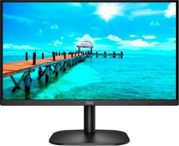 Monitor LED AOC 24B2XDM 23.8 inch VA Full HD 75Hz 4ms VGA DVI