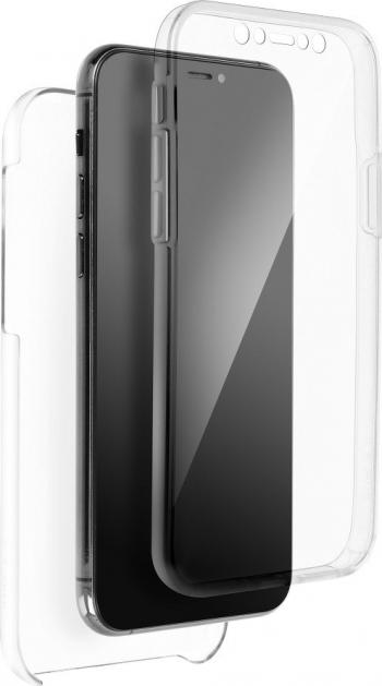 Husa Upzz 360 Protectie Fata Si Spate Compatibila Cu Samsung Galaxy A52 / A52 5g Transparenta