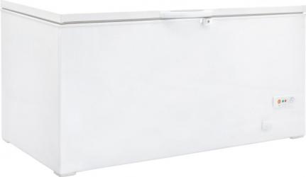 Lada frigorifica Crown D500DF 458 l clasa F Alba Control mecanic Lazi si congelatoare
