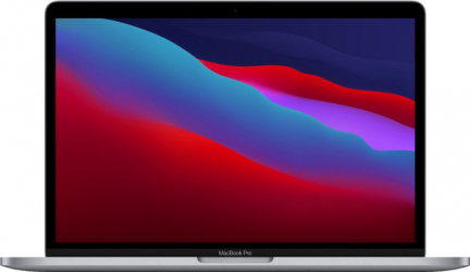 Apple Macbook Pro 13 (2020) Apple M1 1TB 16GB Apple M1 8-core GPU Retina macOS Touch Bar Touch ID INT Space Grey Laptop laptopuri