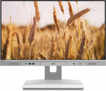 Desktop All-in-One Fujitsu Esprimo K5010 Intel Core (10th Gen) i5-10500 256GB SSD 8GB FullHD Win10 Pro