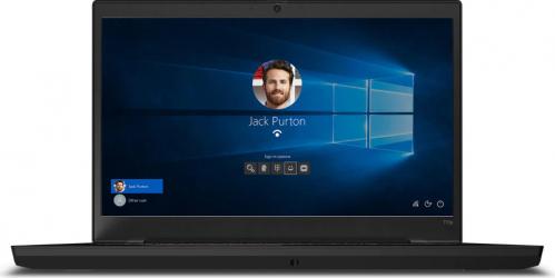 Laptop Lenovo Thinkpad T15P Gen 1 Intel Core (10th Gen) i5-10300H 512GB 16GB FullHD Win10 Pro FPR T.Ilum Negru