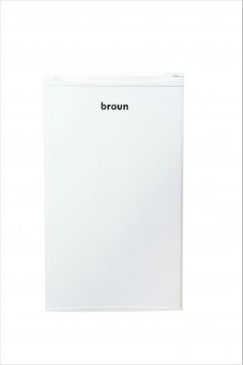 Frigider cu o usa Braun MR-101 W 92 litri Clasa A+ alb Frigidere Combine Frigorifice