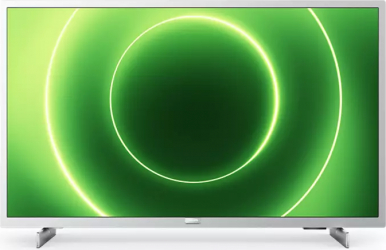 Televizor LED 80 cm Philips 32PFS685512 Full HD Smart TV Argintiu Televizoare