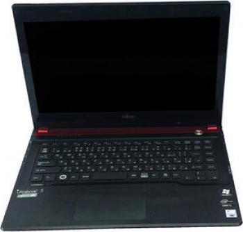 Laptop Fujitsu LifeBook UH55H Intel Core i3-2367 1.40GHz 4GB DDR3 32GB SSD Webcam 13 inch Webcam Refurbished