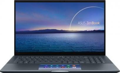 UltraBook Asus Zenbook Pro 15 Intel Core (10th Gen) i7-10870H 1TB SSD 16GB Nvidia Geforce GTX 1650TI 4GB 4K Win10 Pro FPR T.Ilum.