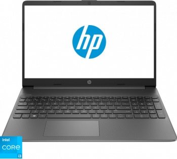 Laptop HP 15S-FQ2024NQ Intel Core (11th Gen) i3-1115G4 256GB SSD 8GB FullHD Gri