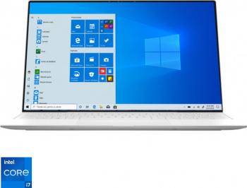 Ultrabook Dell XPS 13 9310 Intel Core (11th Gen) i7-1185G7 1TB SSD 16GB Intel Iris Xe FullHD+ Win10 Pro FPR Tast. ilum. Frost White