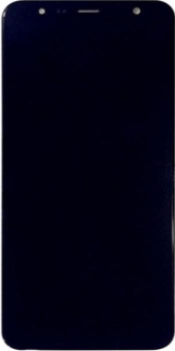 Display Samsung Galaxy J6 Plus 2018 negru