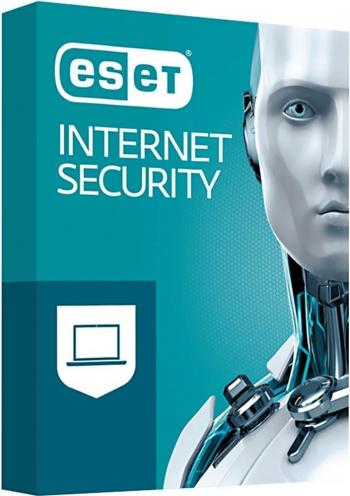 ESET Internet Security Editia 2021 1 an 2 PC-uri