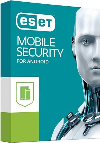 ESET Mobile Security pentru Android 2 ani 1 dispozitiv