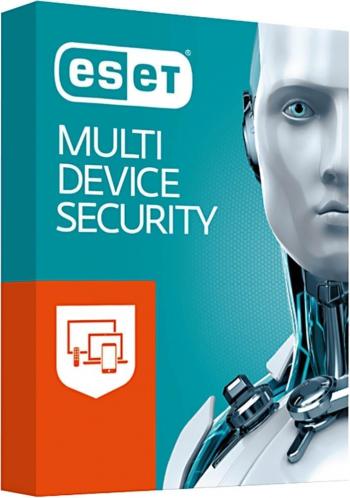 ESET Multi-Device Security 3 Editia 2021 1 an Antivirus