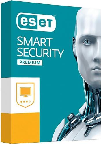 ESET Smart Security Premium Editia 2021 1 an 1 PC
