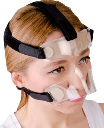 Masca Protectie pentru Nas Marime S Circumferinta cap 55-57 cm Morsa Cyberg Suporturi ortopedice si orteze