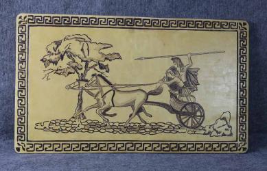 Panou Radiant Uden-s Ceramic Romani 500W